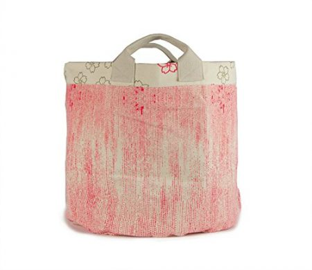 FLUF Cherry Blossom Tote and Bin, Small