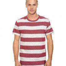 Akomplice - Strawberry Fields Shirt (Grey/Red) Men's Clothing
