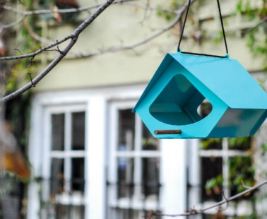 Beekman Birdfeeder by Shift_Design