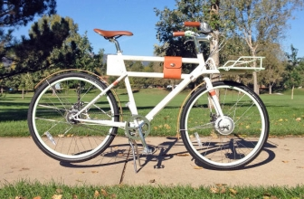Farraday Porteur Electric Bike