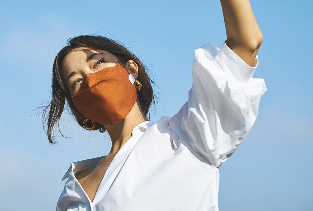 23 Stylish, Sustainable Face Masks For Safely Venturing Out