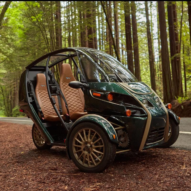 Arcimoto Stylish Electric Vehicle