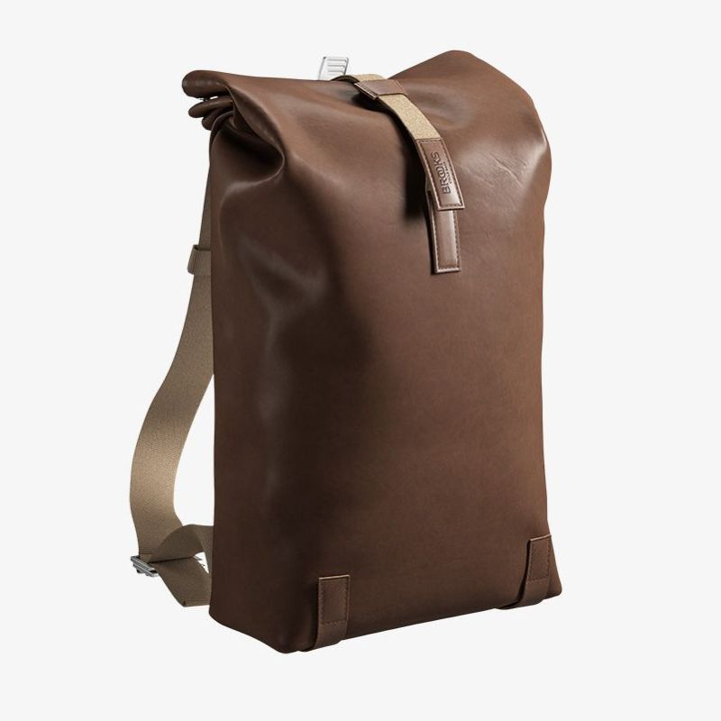 Brooks Pickwick Vegetable Tanned Leather Backpack