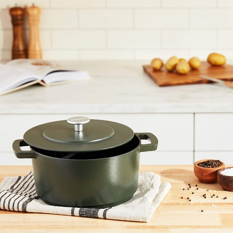 Combekk Cookware Dutch Oven Recycled Materials