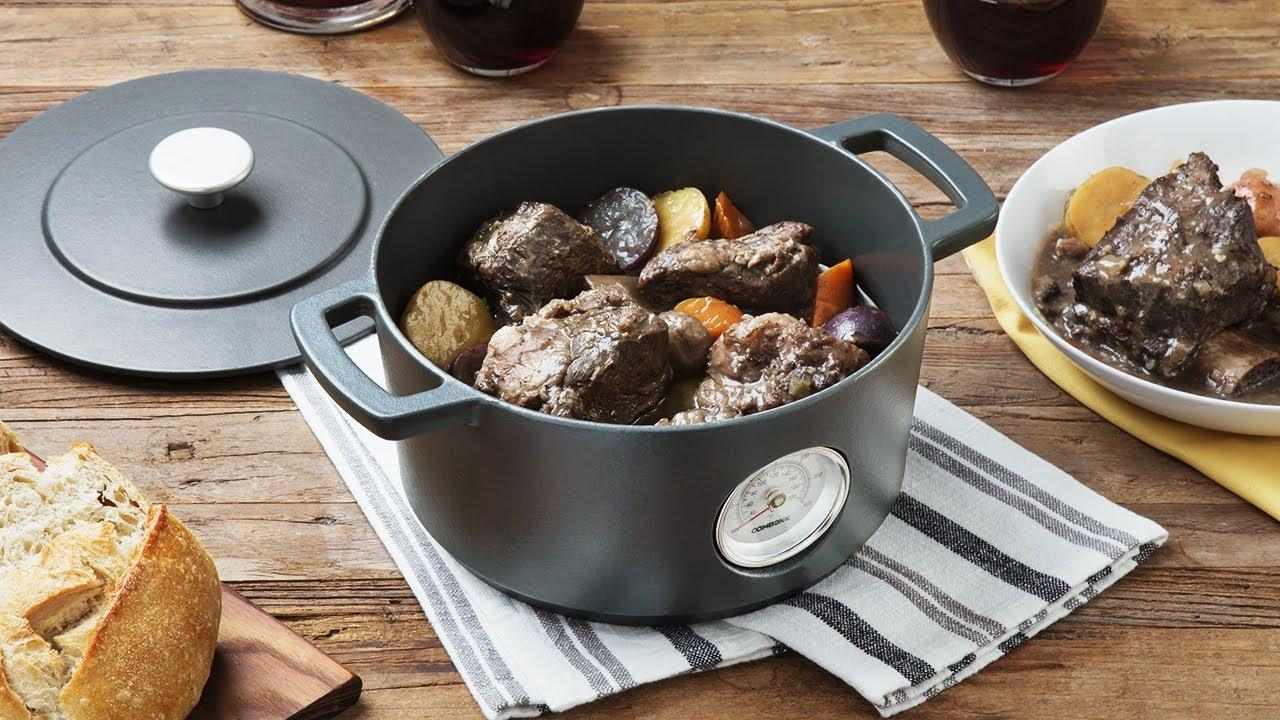 Combekk Sustainable Cookware Recycled Materials