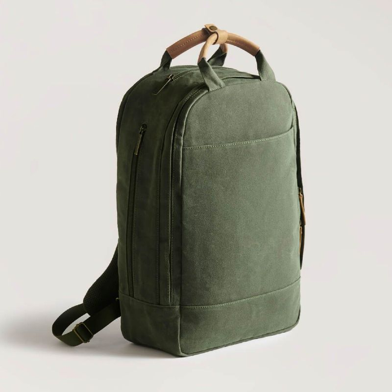Day Owl Sustainable Backpacks From Recycled Post Consumer Bottles