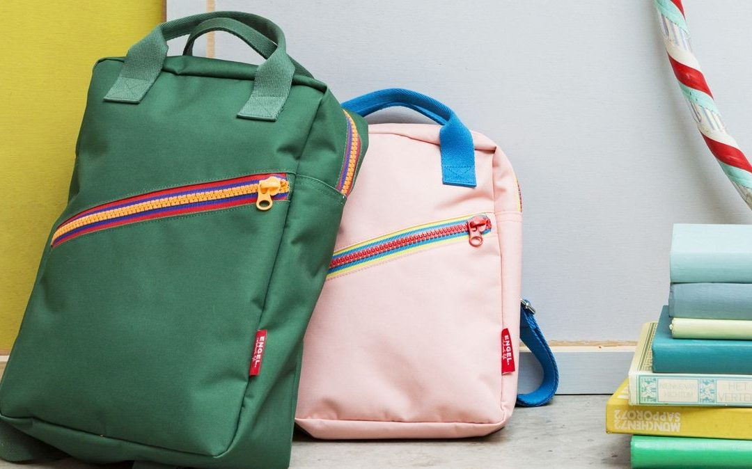 10 Super Cool, Kids Eco-Friendly Backpacks For Back To School