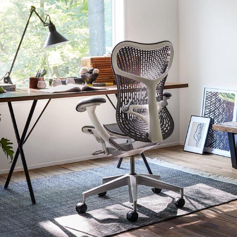 Eco-Friendly Office Chair Mirra 2 Herman Miller