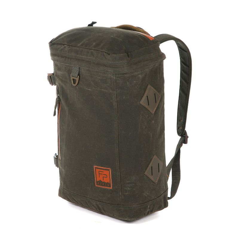 Fishpond River Bank Organic Cotton Backpack