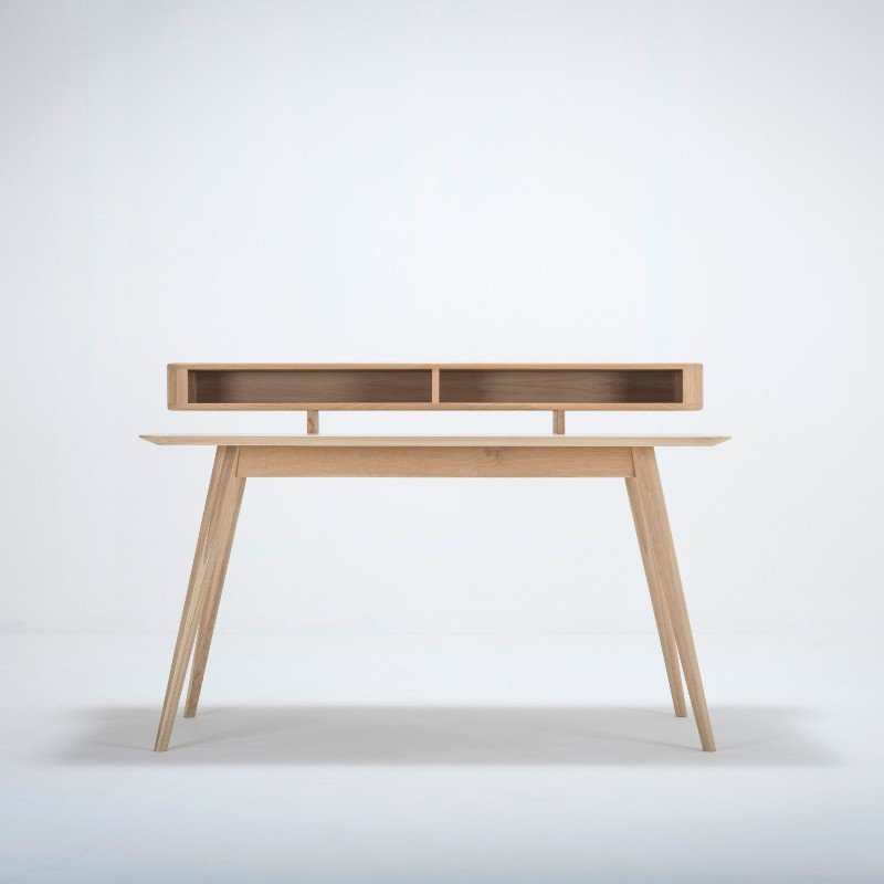 Gazzda sustainable desk fsc certified wood