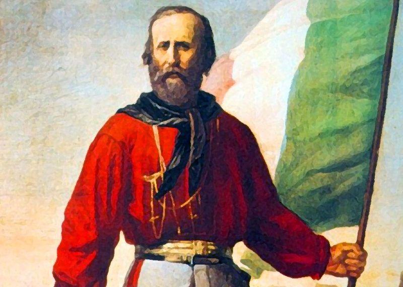 General Garibaldi Italian Fashion Icon