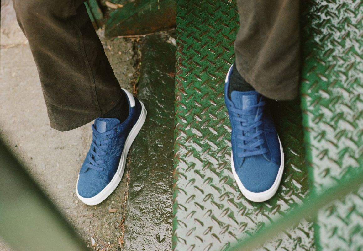 Greats Royale Knit Sustainable Sneakers Recycled Plastic