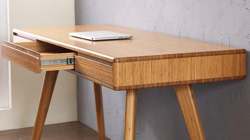 Greenington Currant Bamboo Eco-Friendly Desk Sustainably Harvested