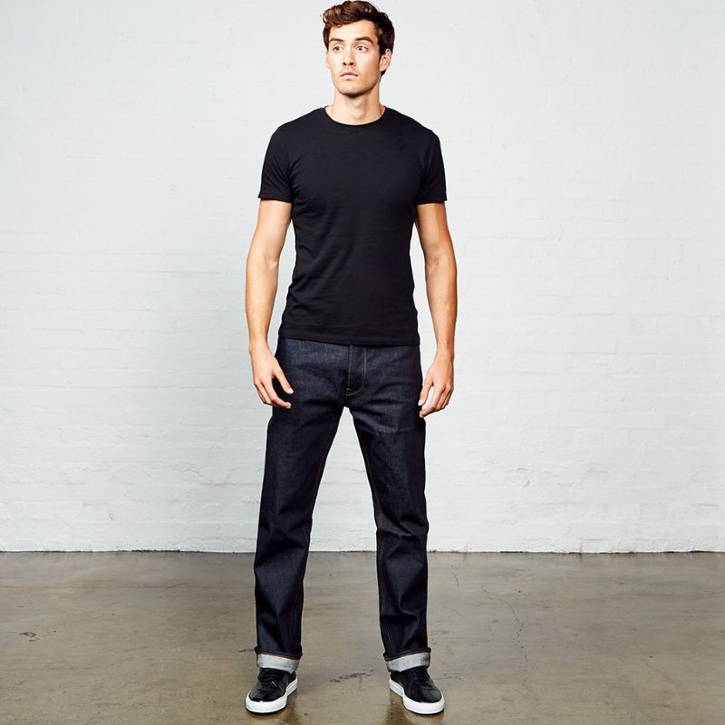 Hiut Organc Cotton Jeans Sustainable Clothing Brands