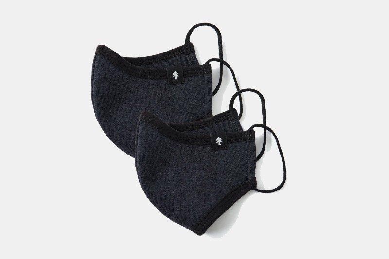 Huckberry merino wool face mask