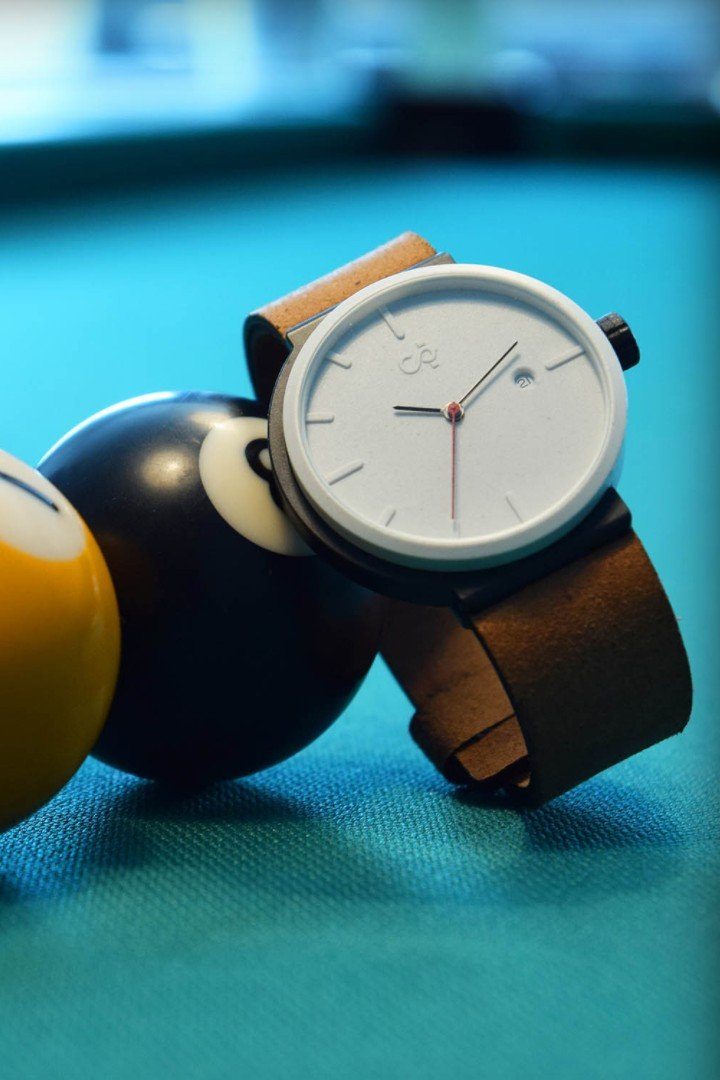 Lazy Environmentalist Stylish Sustainable Watches