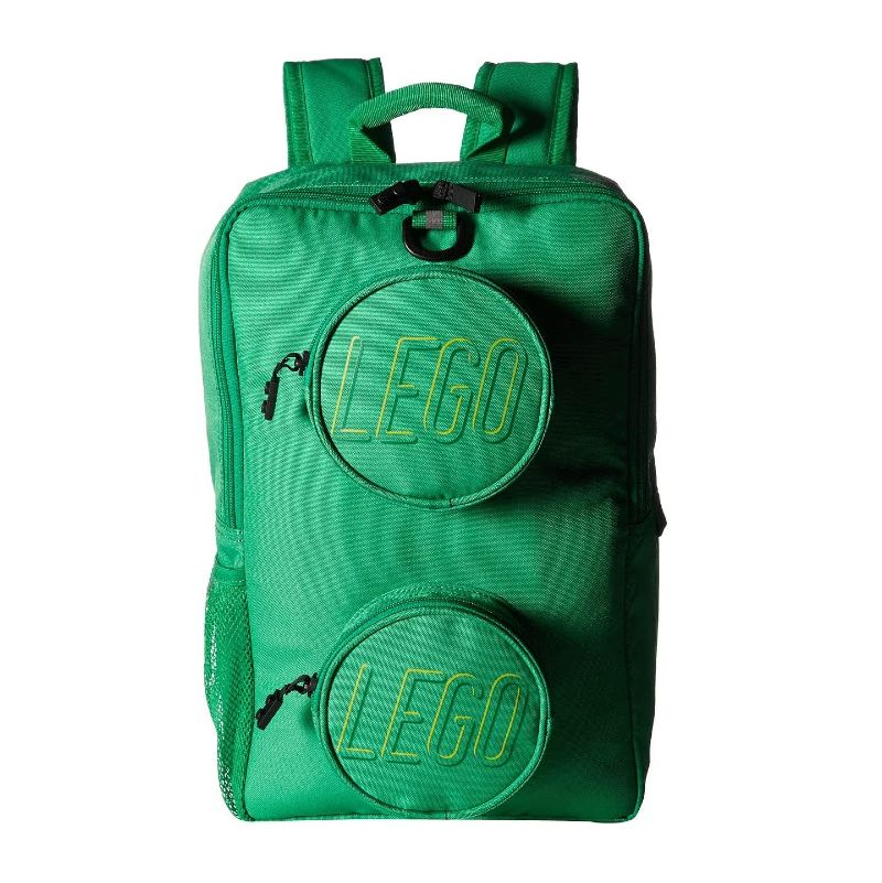 Lego Eco-Friendly Backpack Kids Green Recycled
