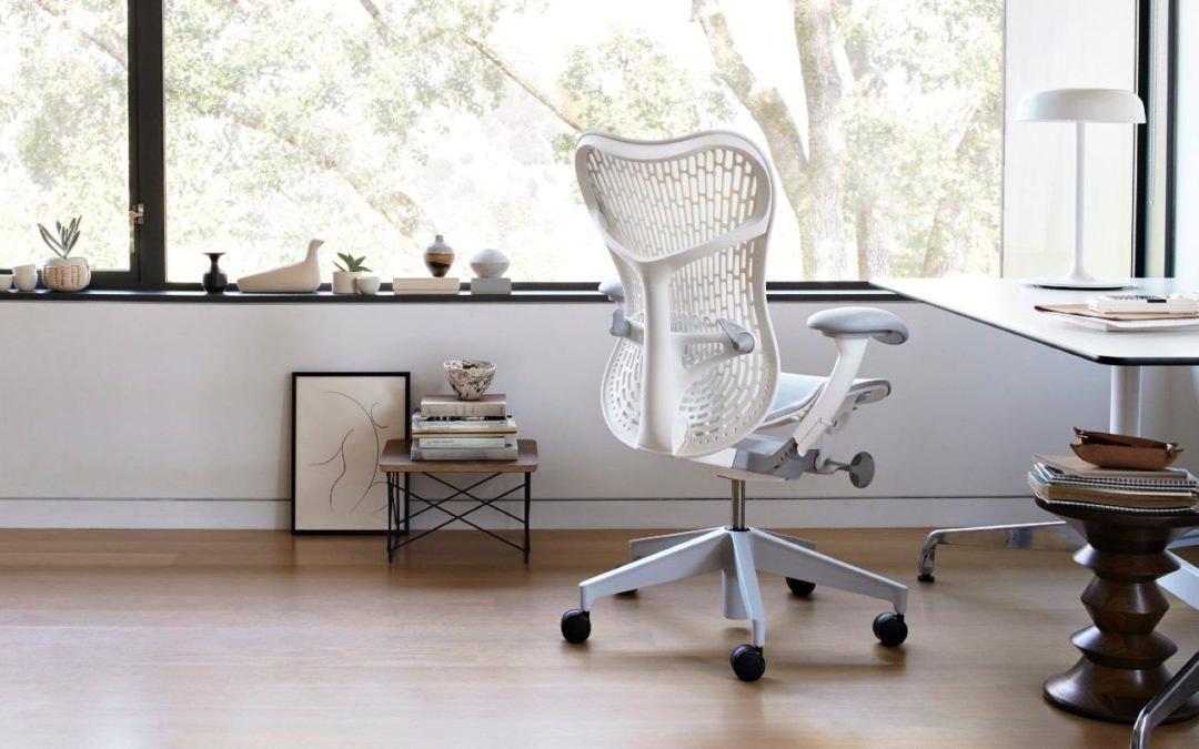 The Mirra 2 Chair Elevates Comfort, Design, And Sustainability