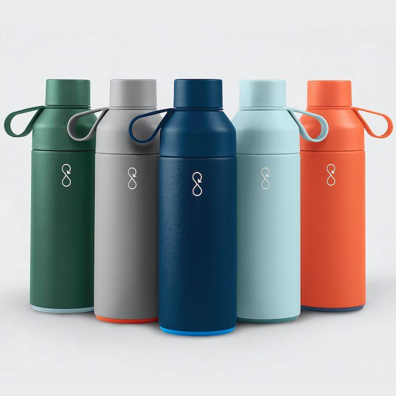 Ocean Bottle Recycled Ocean Bound Plastic