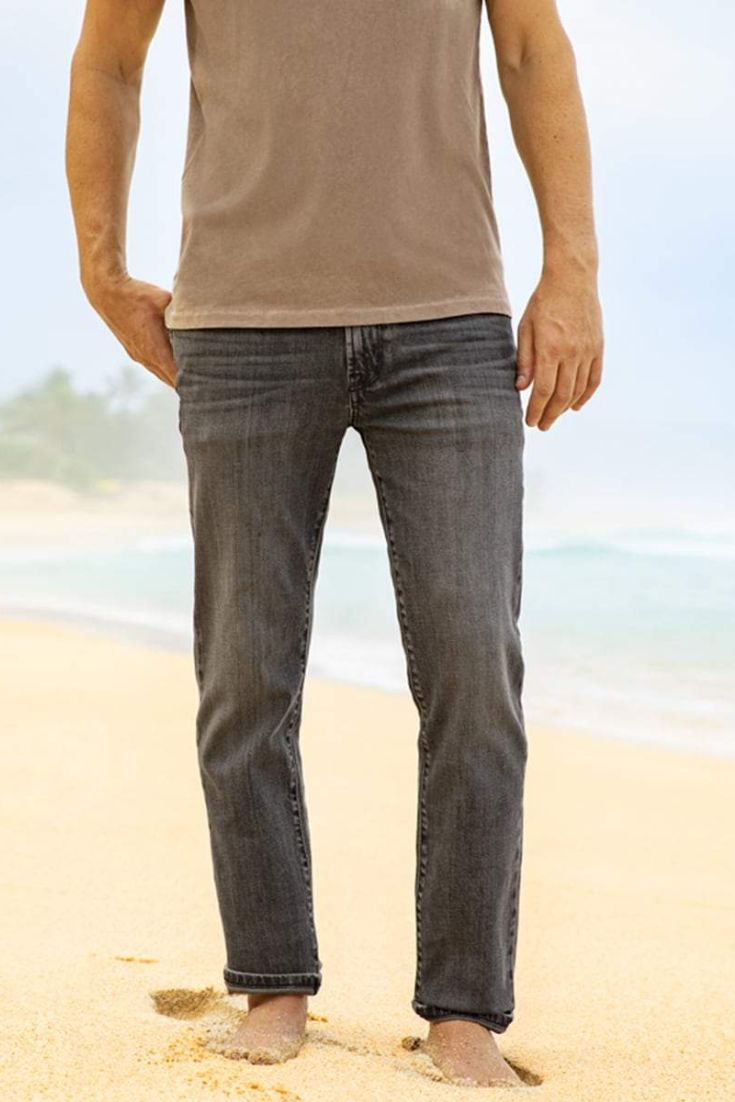 Outerknown SEA Jeans Organic Cotton Sustainable Eco-Friendly