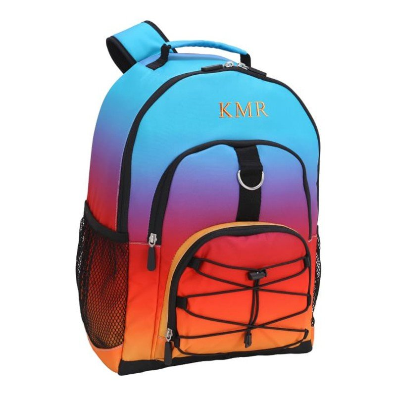 PB Teen Recycled Backpack Gear Up Collection Recycled Materials