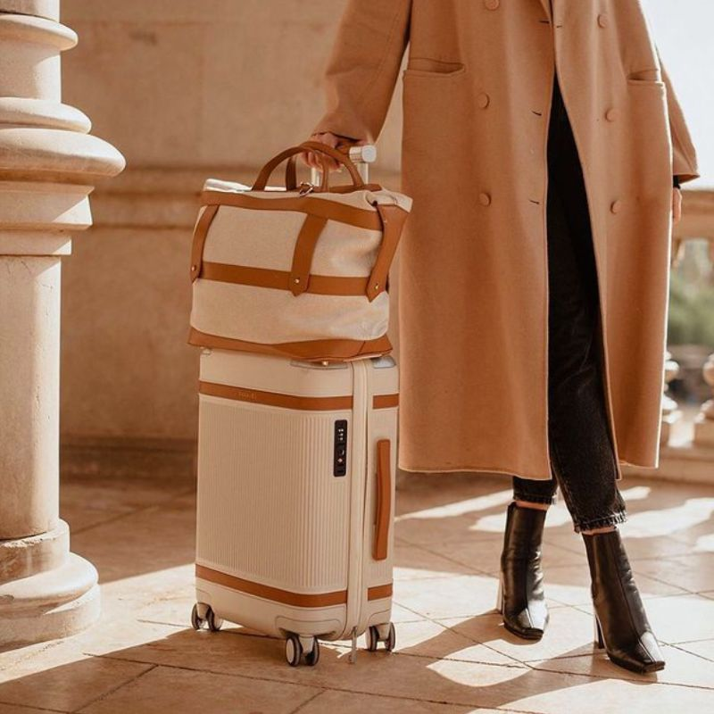 Paravel Eco-Friendly Luggage Recycled Materials