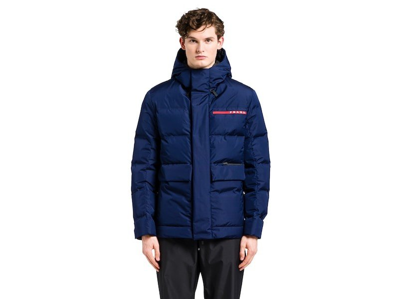Prada Extreme-Tex Puffer Jacket Recycled Materials