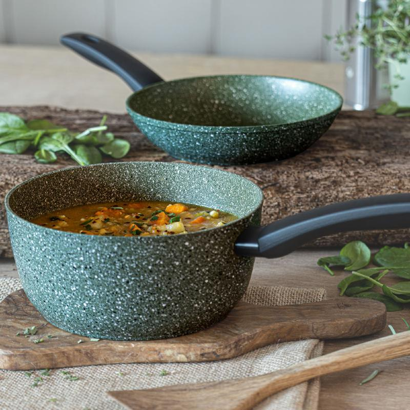 Prestige Eco Recycled Cookware Pans Sustainable