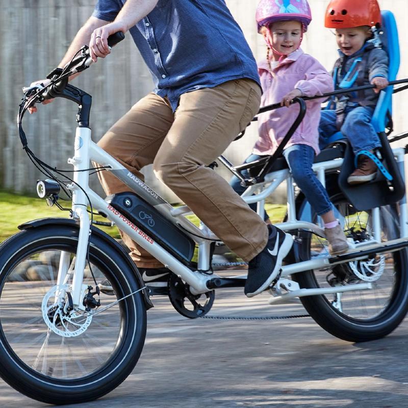 RadPower E-Bikes Eco-Friendly Brand