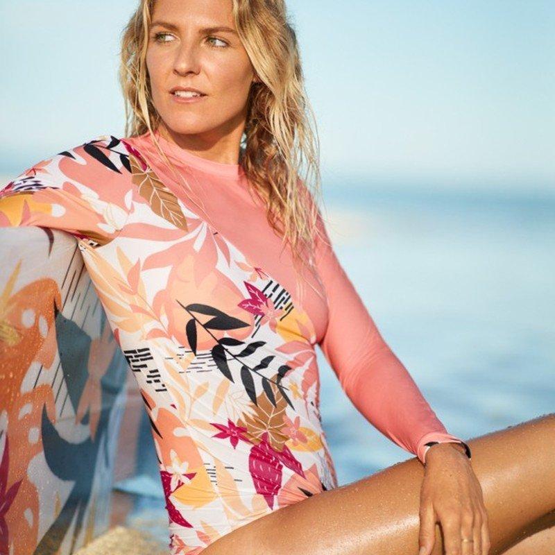 Roxy Swimwear Eco Swimsuit Recycled Ocean Plastic