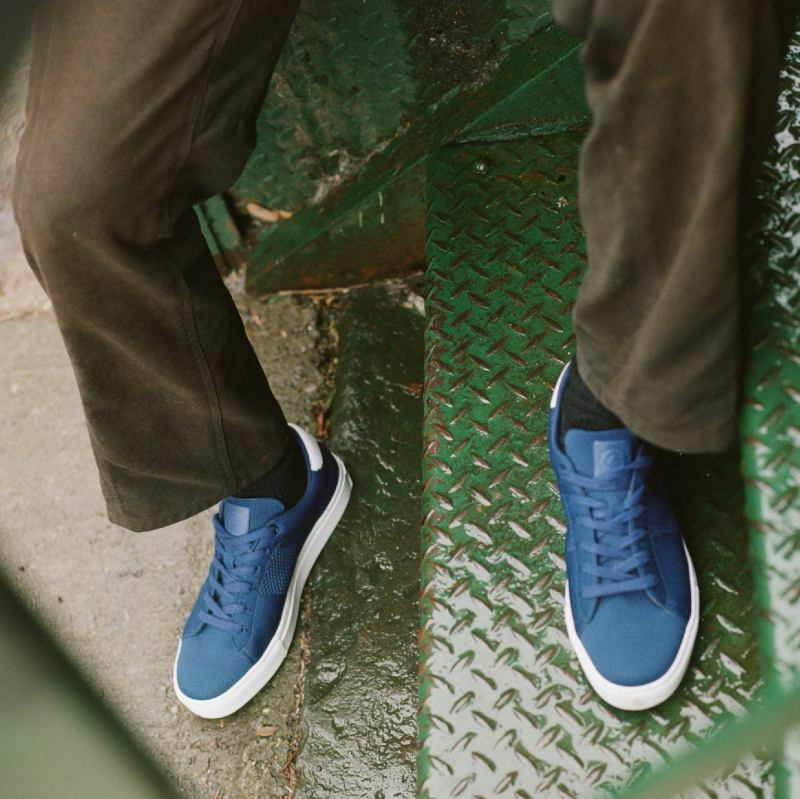 Royale Knit sneakers recycled plastic by Greats