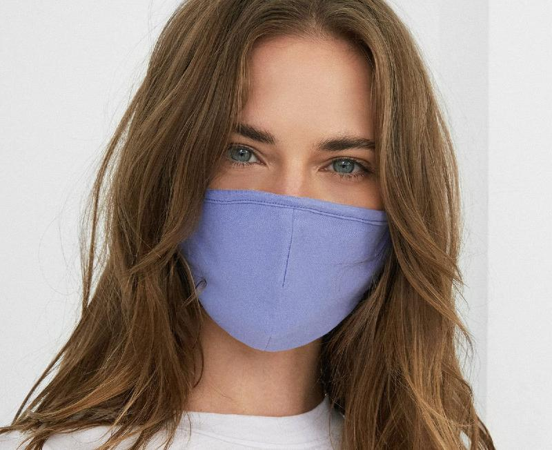 Sanctuary organic cotton mask