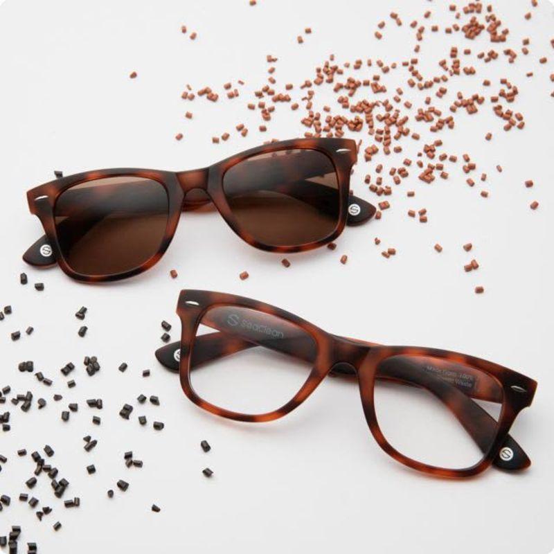 SeaClean Eco-Friendly Eyeglasses Recycled Plastic