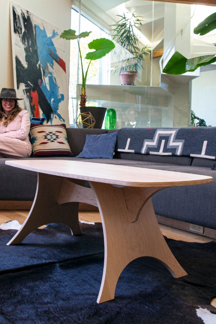 Simbly Sustainable Furniture FSC Certified Wood