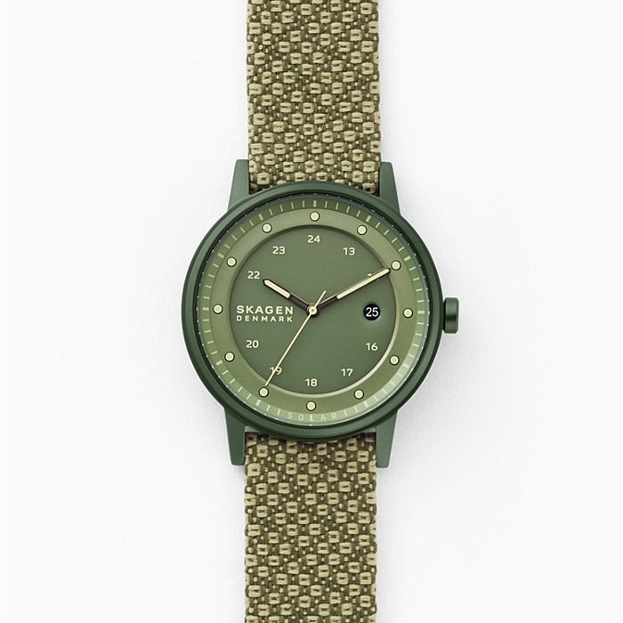 Skagen Solar Eco Sustainable Watches