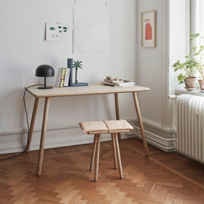 Skagerak Georg Desk Eco-Friendly FSC Certified Oak Wood