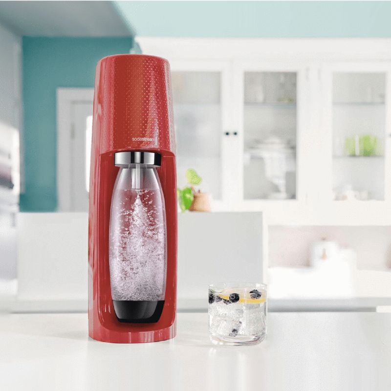 Sodastream Refillable Sparkling Water Eco-Friendly