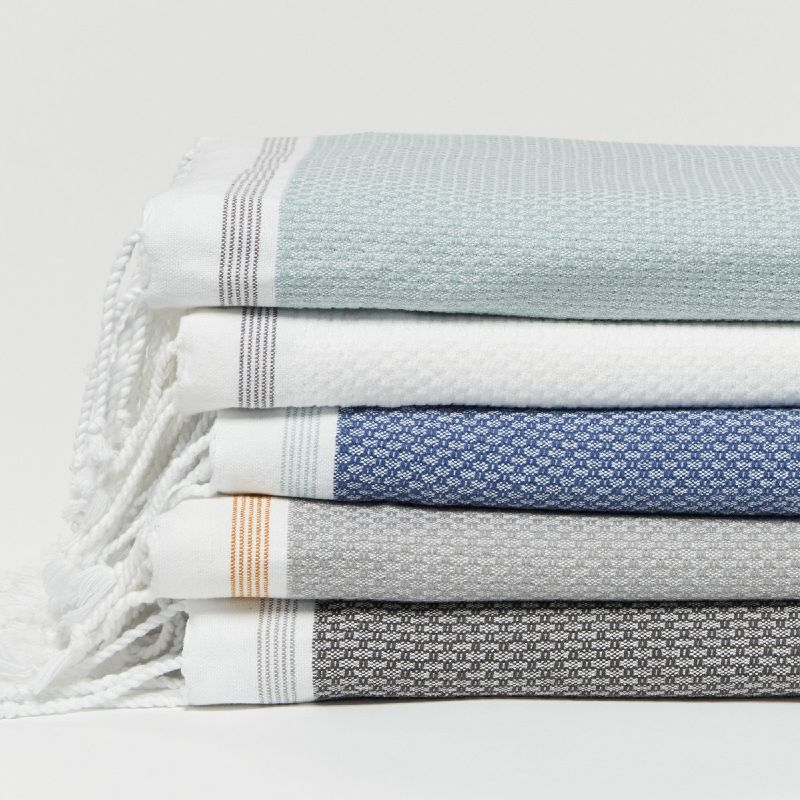 Sustainable Gifts Organic Cotton Towels Coyuchi