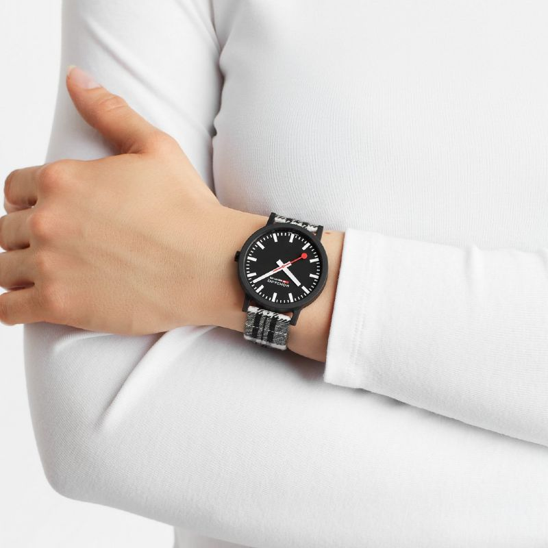 Sustainable Livings Trend Mondaine Watches