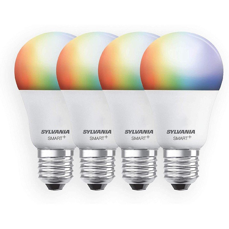 Sylvannia LED Smart Bulbs Energy Efficient Sustainable Living