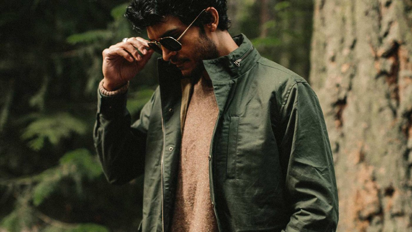Taylor Stitch Sustainable Clothing Brand Men