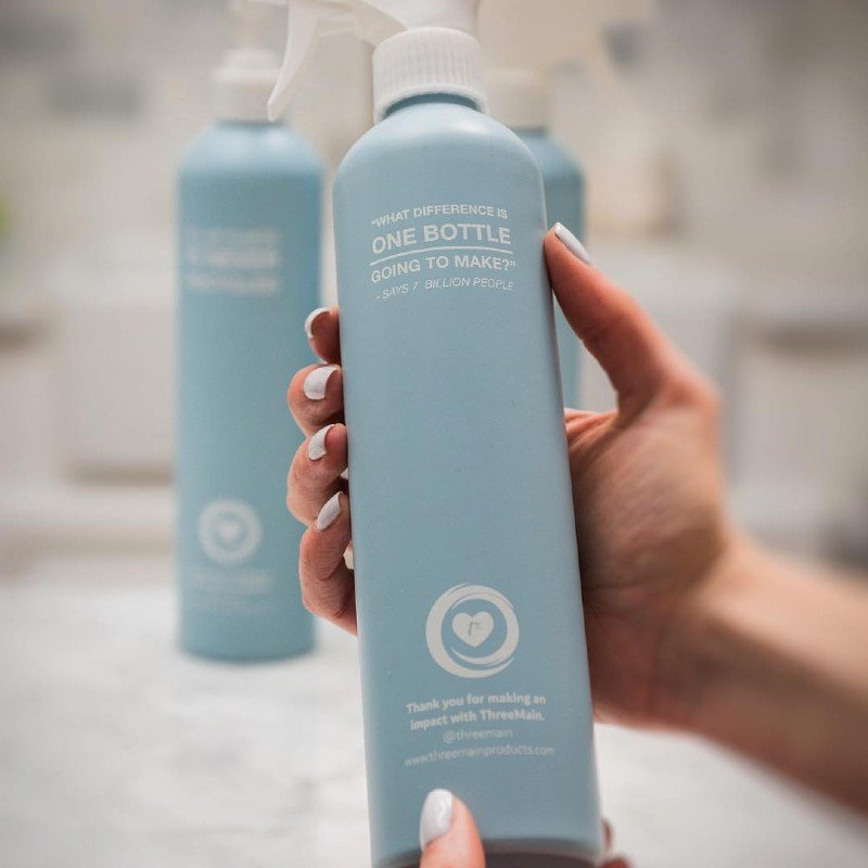 ThreeMain Sustainable Cleaners For Better Living