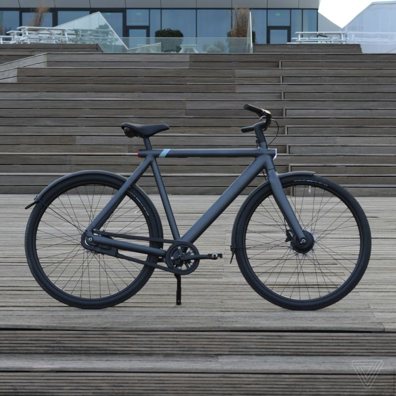 Vanmoof Electric Bike Greaseless Sustainable