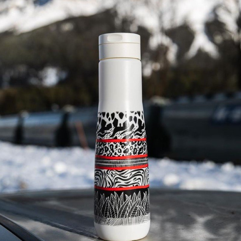 Yuhmi Reusable Water Bottle Sustainable Sugarcane
