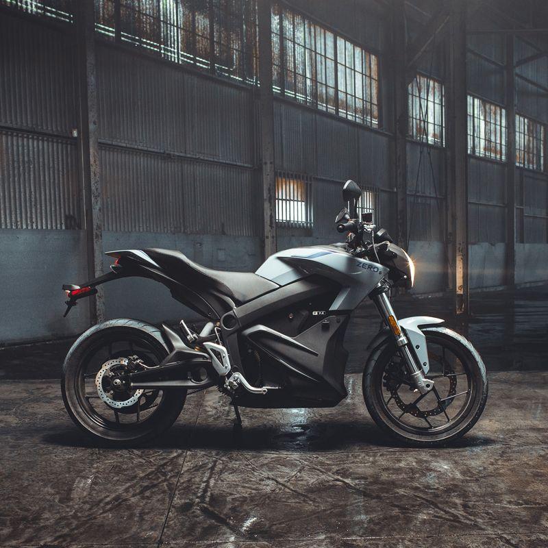 Zero Motorcycles Zero Emissions Mobility