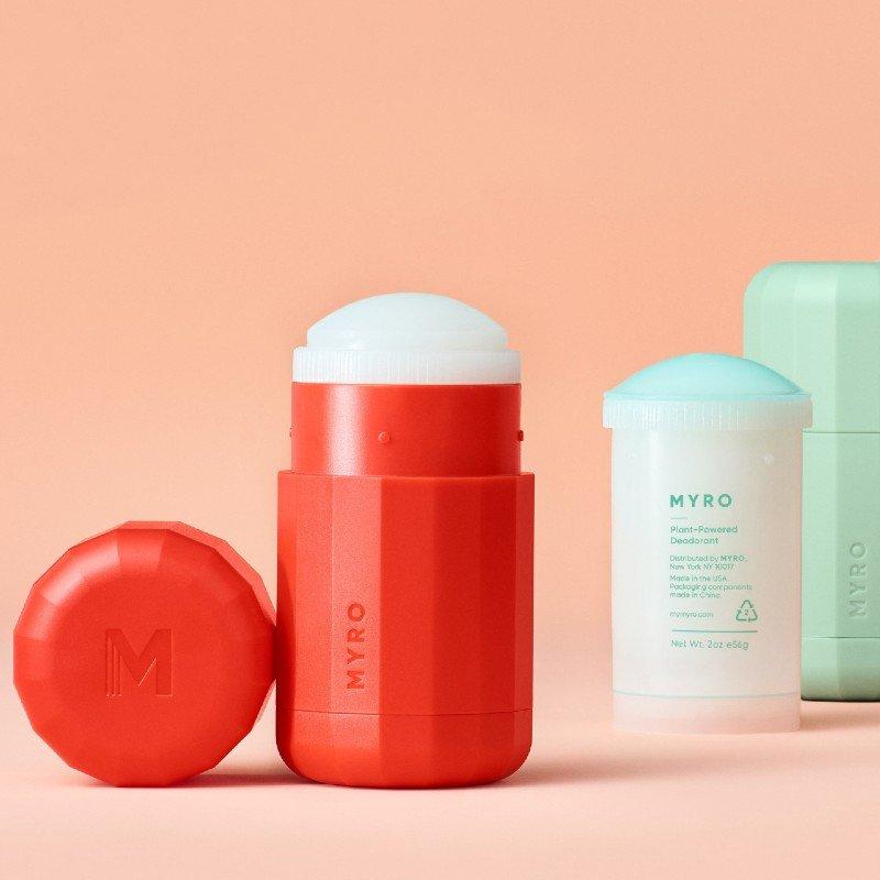 Zero Waste Lifestyle Myro Reusable Refillable Deodorant