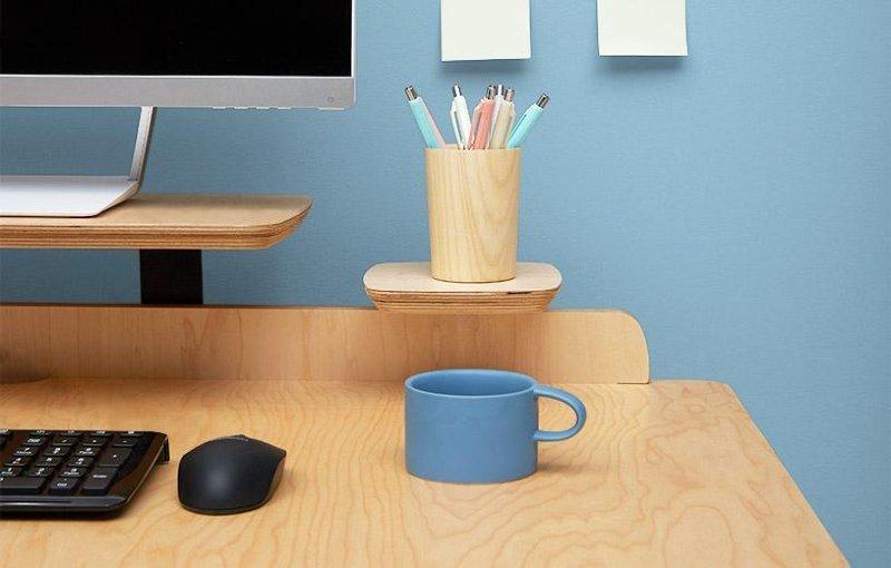 jorn desk modular eco-friendly sustainable FSC wood
