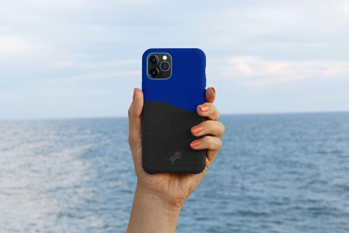 nimble recycled plastic phone case eco-friendly