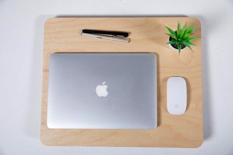 storkstand portable eco-friendly desk fsc wood