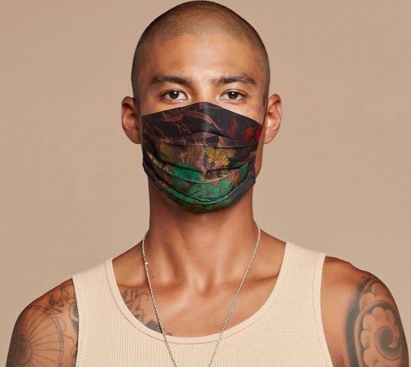 ziran silk reusable face mask